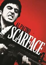 AL PACINO SCARFACE POSTER PICTURE WALL ART PRINT A3 AMK2286