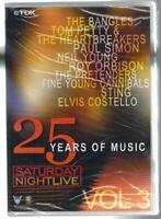 Saturday Night Live Vol 3 DVD Sting Neil Young Bangles Paul Simon