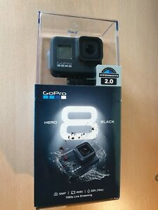 GoPro Hero 8 Black Edition camera