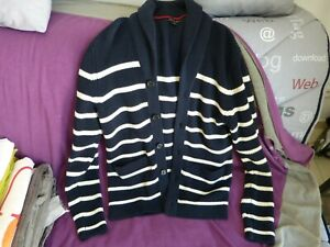 Gilet homme à boutons Banana Republic taille S (grand) comme neuf