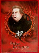 HARRY POTTER & GOBLET OF FIRE - Card #20 - PETER PETTIGREW - CARDS INC. 2005