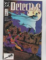 BATMAN DETECTIVE COMICS #603 (DC COMICS) WITH THE DEMON