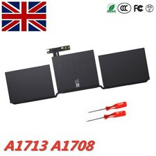 Battery for Apple MacBook Pro 13'' A1708 Late 2016 Mid 2017 Version A1713