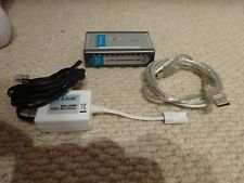 D-Link DSL-200 ADSL USB Modem inc DSL-35MF Filter / USB Cable / RJ11 Cable