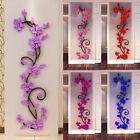 Novelty 3D Rose Flower Removable Art Wall Vinyl Decal Home Decor Wall Sticker