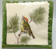 Wida paper napkins bird Swiss Green 25 new in package decoupage Evergreen AMTR