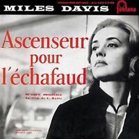 """Miles Davis - Ascenseur Pour L'echafaud [3x10""""] New Sealed Reissue Vinyl LP"""