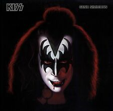KISS (GENE SIMMONS SOLO ALBUM - REMASTERED CD SEALED + FREE POST)