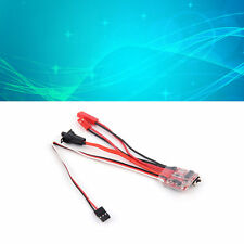 RC ESC 20A Brush Motor Speed Controller w/ Brake for RC Car Boat  OE