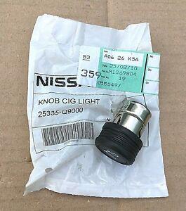 Nissan Cigarette Lighter - 25335Q9000 **Genuine New Nissan part**