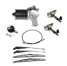 LAND ROVER DEFENDER 1983 - 2001 FRONT WINDSCREEN WIPER MOTOR KIT