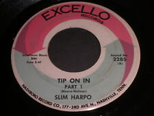 Slim Harpo: Tip On In Part 1 / Part 2 45 - Blues