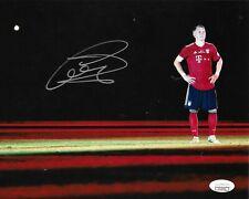 Bastian Schweinsteiger Chicago Fire signed Soccer 8x10 photo World Cup JSA