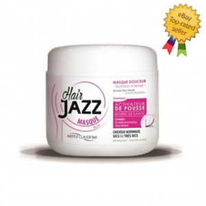 HAIR JAZZ MASK With Shea Butter 500 ml PROTECTING & HAIR GROWTH ACTIVATING