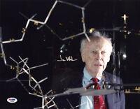 James D. Watson SIGNED 11x14 Photo Double Helix FULL LETTER PSA/DNA AUTOGRAPHED