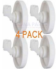 Frigidaire Dishwasher Lower Wheel Part 154174401 154174501 154174502 4 Pack
