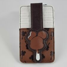 More details for disney parks exclusive mickey mouse premium ice cream card/ id holder - new