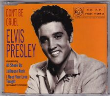 Elvis Presley - Don't Be Cruel - CD (4 x Track EP 1992 BMG U.K.)