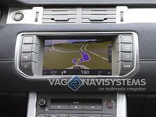 """Navegador Land Rover 2012+ Táctil Evoque, Sport 8""""- WinCE, GPS, Multimedia, BT"""
