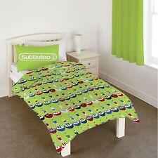 SUBBUTEO Singolo Copri Piumone Set di biancheria da letto 135 x 200 cm 70% POLIESTERE 30% COTONE