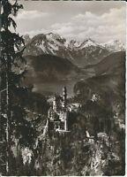 Ansichtskarte Schloss Neuschwanstein / Hohenschwangau/Alpsee/Tiroler Hochgebirge