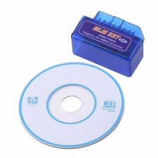 Mini ELM327 V2.1 OBD2 OBDII Bluetooth Adapter Auto Scanner TORQUE ANDROID ^h