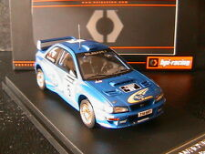 SUBARU IMPREZA WRC #5 BURNS REID RALLY GREAT BRITAIN 1999 HPI RACING 8600 1/43