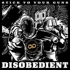 Stick To Your Guns - Disobedient (Deluxe Version) (NEW CD)