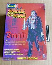 "Revell monstruos de las películas 1; 12 Edición Limitada ""Dracula"" Modelo Kit Nuevo 1999"