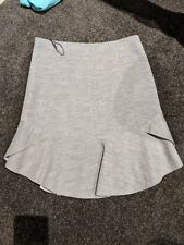 Brand New Country Road XS Grey Wool Skirt