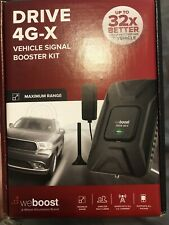 weBoost Drive X Cell Phone Signal Booster Kit For Car Truck SUV NEW (475010)