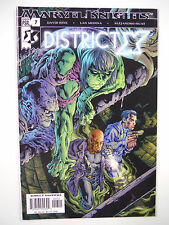 Marvel Comics District X #7 (2005)