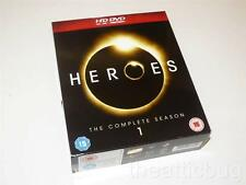 HD DVD ~ Heroes ~ The Complete Season 1 ~ Box Set ~ 7 Discs
