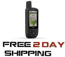 "Garmin GPSMAP 66s Handheld Hiking GPS w/ 3"" Color Display, GNSS 010-01918-00"