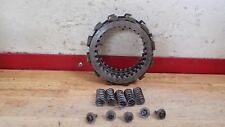 1984 1985 Suzuki RM125 RM 125 RM100 100 RM80 clutch plates friction disks spring