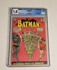 Batman 171 CGC 1.0 riddler