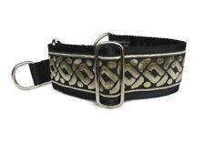 Demi-Martingale collier de chien 2 in (environ 5.08 cm) Greyhound, Lurcher, Whippet, Saluki. géométrique