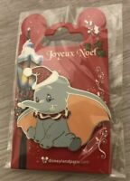 PIN'S Disneyland Paris NOEL / Christmas DUMBO OE