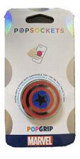 PopSockets Marvel Avengers Captain America Enamel Metal Pop Socket PopGrip