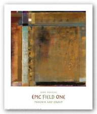 Epic Field One John Douglas Art Print 23x23