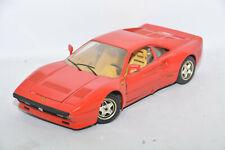 J12 1984 Ferrari 288 GTO Red 1:18 Bburago VERY RARE