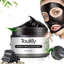 Mascarilla De Carbon Activado Para Mejor Limpieza Facial - Elimina Espinillas