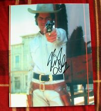 (MONKEES) MICKY DOLENZ SIGNED 8X10 PHOTO