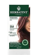 HERBATINT HERBAL NATURAL HAIR DYE LIGHT MAHOGANY CHESTNUT 5M 150ml - AMMONIA FRE