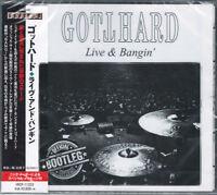 GOTTHARD-LIVE AND BANGIN'-JAPAN CD F83