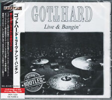 GOTTHARD-LIVE AND BANGIN'-JAPAN CD F83