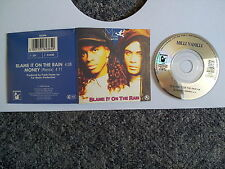 Milli Vanilli - Blame it on the rain 3'' Maxi-CD