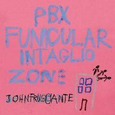 John Frusciante - Pbx Funicular Intaglio Zone (NEW CD)
