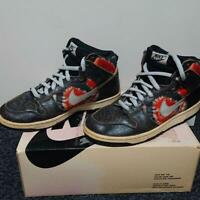 Nike Dunk High SB Pro HUF 2004 OG Pink Box 1300 pairs only Size US8.5