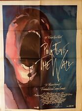 THE WALL MANIFESTO 2F Pink Floyd Alan Parker Rock Waters